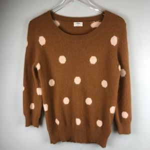 Madewell Wallace Sweater Sz M